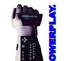 NES Power Glove - POWERPLAY by SEZGFX