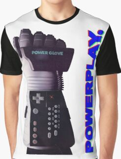 NES Power Glove - POWERPLAY Graphic T-Shirt