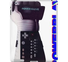 NES Power Glove - POWERPLAY iPad Case/Skin