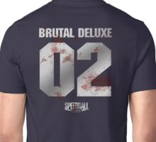 Speedball 2 - Brutal Deluxe Jersey - Steel and Blood Unisex T-Shirt