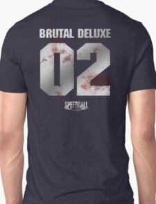 Speedball 2 - Brutal Deluxe Jersey - Steel and Blood Unisex T-Shirt