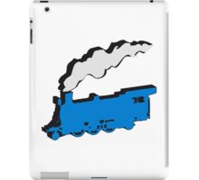 dampflok art railroad iPad Case/Skin