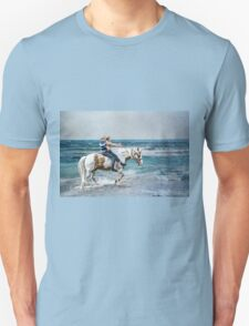 Tinkers in the tide Unisex T-Shirt