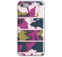 Quirky Camo iPhone Case/Skin