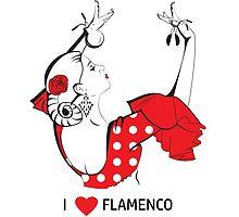 I love flamenco by Aniafotkam
