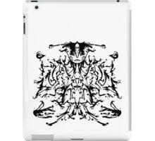 ink geometries iPad Case/Skin