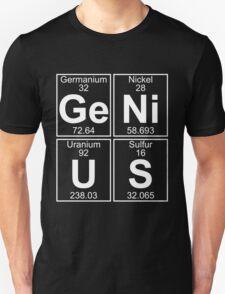 Ge-Ni-U-S (genius) T-Shirt