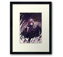Ascending Akemi Framed Print