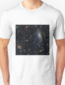 Barred Spiral Galaxy ESO 137-001 in Abell 3627 (Norma Cluster) T-Shirt