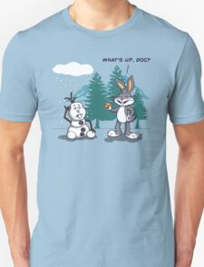 that's my nose!  Unisex T-Shirt