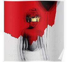 Rihanna - Anti Poster