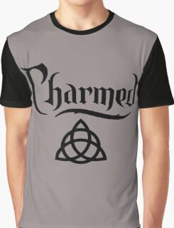 CHARMED-logo Graphic T-Shirt