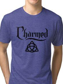 CHARMED-logo Tri-blend T-Shirt