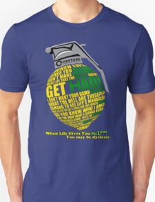 When Life Gives You MeLons (you maybe dyslexic) 2 T-Shirt