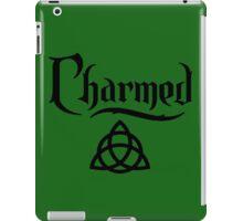 CHARMED-logo iPad Case/Skin