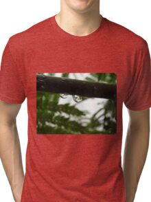 mirrored Tri-blend T-Shirt