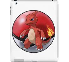 charmeleon pokeball - pokemon iPad Case/Skin