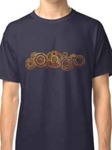 Doctor Who - The Doctor's name in Gallifreyan #2 Classic T-Shirt