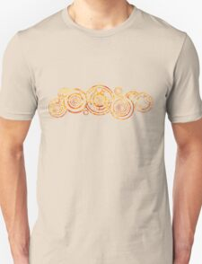 Doctor Who - The Doctor's name in Gallifreyan #2 Unisex T-Shirt