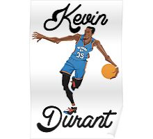 Kevin Durant Poster