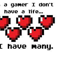 Gamer Life by ezequielvigo1