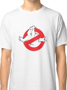 Ghostbusters logo Classic T-Shirt