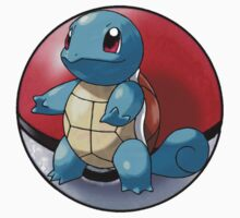 squirtle pokeball - pokemon Kids Clothes