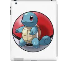squirtle pokeball - pokemon iPad Case/Skin