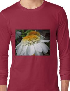 Just One Petal Out Of Place Daisy.... Long Sleeve T-Shirt