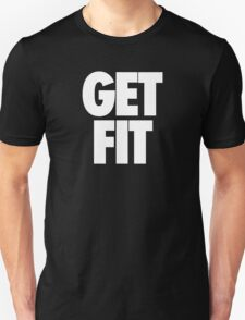 GET FIT - Alternate Unisex T-Shirt