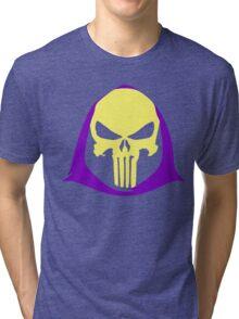 Skeletor-Punisher Composite Tri-blend T-Shirt