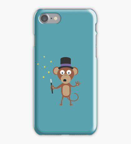 magical monkey iPhone Case/Skin