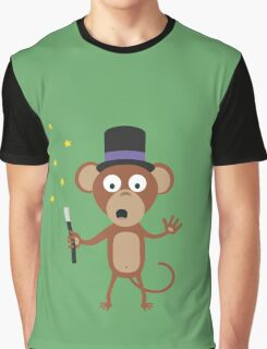 magical monkey Graphic T-Shirt