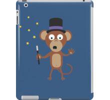 magical monkey iPad Case/Skin