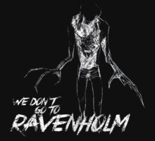 We Don't Go To Ravenholm (Light) One Piece - Short Sleeve