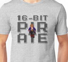 Guybrush - 16-Bit Pirate Unisex T-Shirt