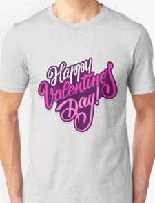 Happy valentine day background T-Shirt