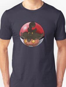 umpkaboo pokeball - pokemon T-Shirt
