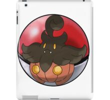 umpkaboo pokeball - pokemon iPad Case/Skin