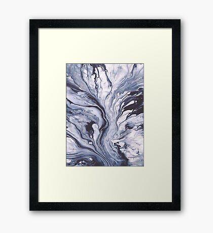 Marble #1 Framed Print