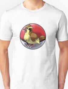 pidgey pokeball - pokemon T-Shirt