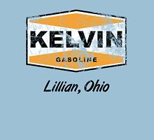 Kelvin Gasoline (Distressed) Unisex T-Shirt