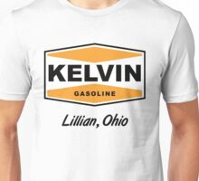 Kelvin Gasoline Unisex T-Shirt