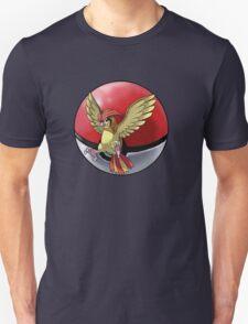 pidgeotto pokeball - pokemon T-Shirt