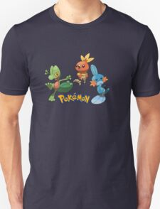 pokemon characters 003 T-Shirt