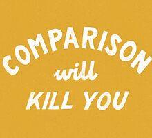 comparison will kill you by SDKAY