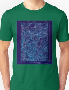 New York NY Russell 148379 1918 62500 Inverted T-Shirt