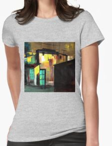 Nook Womens Fitted T-Shirt