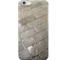 Typical pavement iPhone Case/Skin