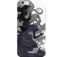 Black Soul iPhone Case/Skin